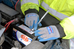 AAA Mobile Battery Replacement
